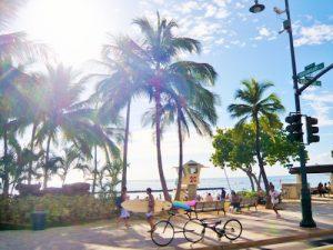 ハワイは街中でwifi使えた方が良い