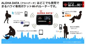 ALOHA DATA「アロハデータ」ネット自由