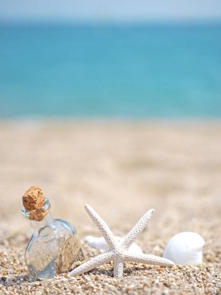 夏場は海でリフレッシュするのもよし!