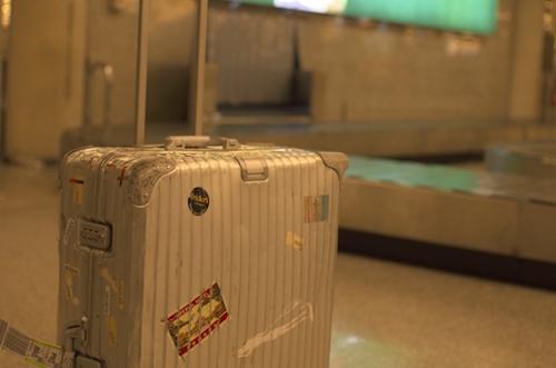 好きなスーツケースを利用するレンタルする