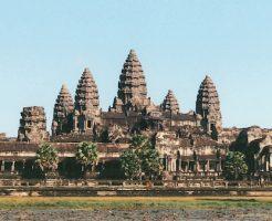 カンボジア女性一人旅海外旅行