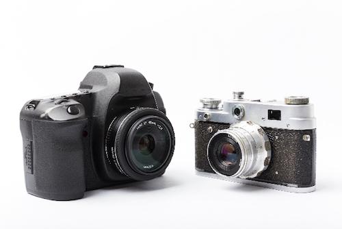 一人旅行にはカメラもオススメ