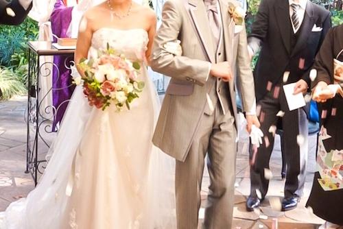 だからこそ会費制の結婚式
